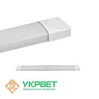 LED Світильник лінійний IP65 17W 4000K (0.6m), фото 1