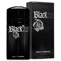 Туалетная вода Paco Rabanne Black XS 100 ml