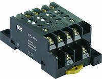 Разъем РРМ77/3(PTF11A) для РЭК77/3 (LY3) модульный ИЭК. IEK