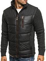 Мужская куртка-свитер, фото 1