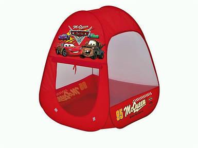 """Детская палатка 333-48, """"Тачки"""", 94*74*74 см, в сумке 36*35*5 см, игровой домик для поклонников мультика"""