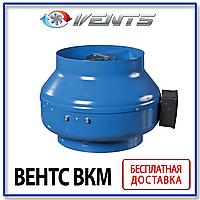 ВЕНТС ВКМ 125 канальный центробежный вентилятор