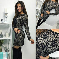 Женское кружевное платье Бейлис