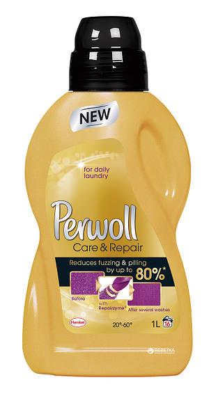 Жидкий порошок Perwoll Уход и Восстановление 1 л