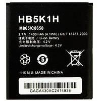 Аккумулятор Huawei HB5K1H (1400 mAh) для Ascend 2 M865 Y200