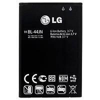 Аккумулятор LG BL-44JN 1540 mAh для L5 E612 Original тех.пакет