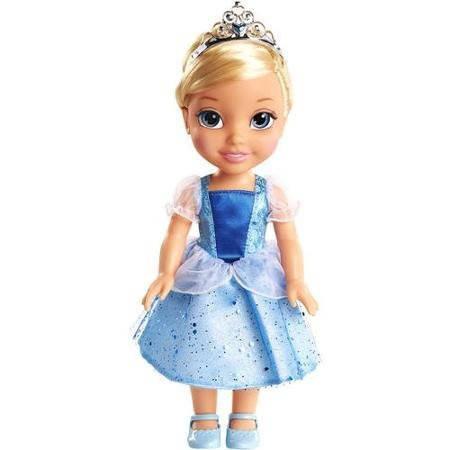 Кукла-малышка Золушка Дисней Disney Princess Cinderella 15
