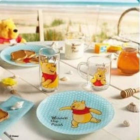 Набор для детей Disney Winnie colors 3пр Luminarc H5307