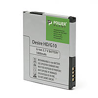 Аккумулятор PowerPlant HTC BD26100 Desire HD (BA S470) 1800mAh
