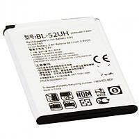 Аккумулятор LG BL-52UH 2040 mAh L65, L70, D280, D285, D320 AAA класс