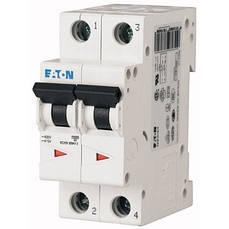 Автоматический выключатель PL6-C10/2 MOELLER-EATON.