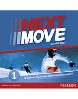 Набор аудио дисков Next Move 1 Class Audio CDs (3)