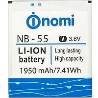 Аккумулятор NOMI NB-55 1950 mAh для i505 Original
