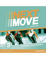 Набор аудио дисков Next Move 3 Class Audio CDs