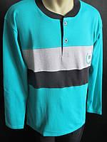 Трикотажные мужские пижамы M-2XL