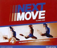 Набор аудио дисков Next Move 4 Class Audio CDs