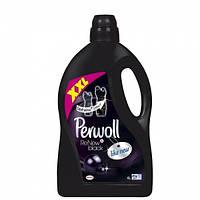 Жидкий порошок Perwoll Восстановление + Черный 4 л