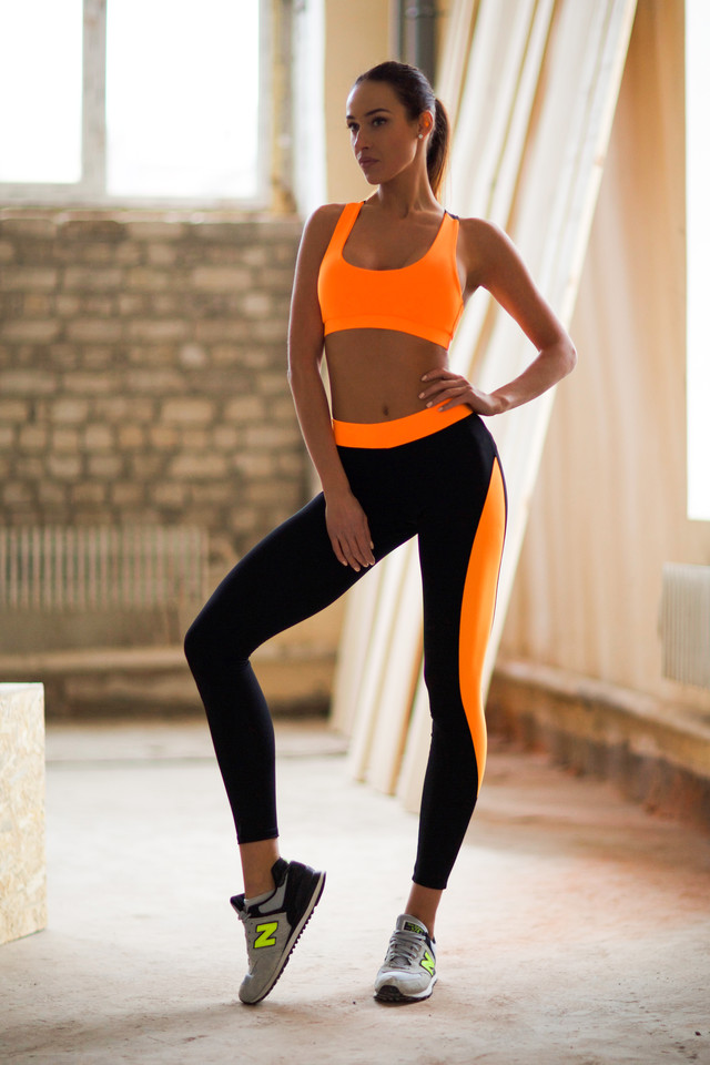 Basic Orange от Designed For Fitness