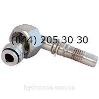 Цельный фитинг, М-резьба DKOS Interlock, 4474