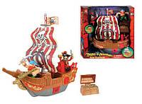 """Пиратский набор """"Приключения пиратов"""""""