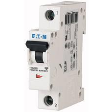 Автоматический выключатель PL4-C10/1 MOELLER-EATON.