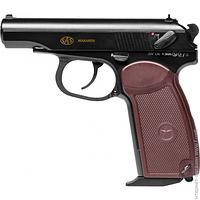 Пневматический Пистолет SAS Makarov Blowback 4.5мм (KMB-44AHN)