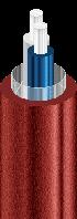 Кабель АВВГ нг 2х6-0,66 ЭЛТИЗ.