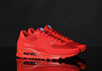"Кроссовки Nike Air Max 90 Hyperfuse ""All Red"""