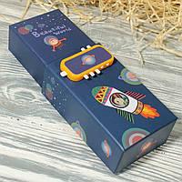 Подарочная коробка-трансформер с кодовым замком 118-6#7 (20*6,5*4)