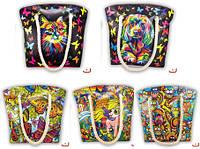 """Набор для творчества """"MY COLOR BAG"""" - стильная сумка раскрашенная своими руками"""