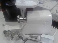 Мясорубка Ротор Дива ЭМШ 35/300 (3в1) (мясорубка+соковыжималка+шинковка)