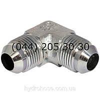 Угловой соединительный фитинг, JIC, 7602