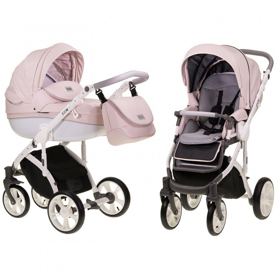 Детская универсальная коляска 2 в 1 Mioobaby Zoom
