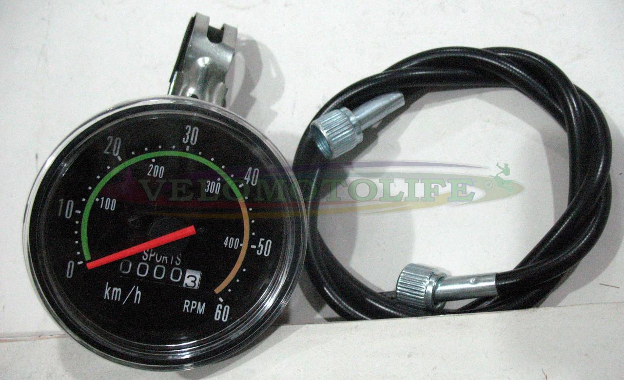 Велоспидометр механический.(модель 093)