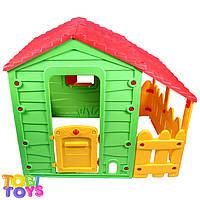 Детский домик Farm House марки Тоbi Toys 05