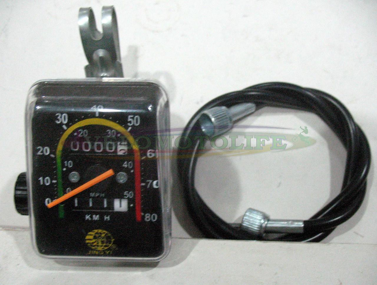 Велоспидометр механический (модель 092)