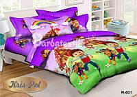 Комплекты постельного белья для детей и подростков