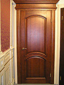 Двері з дуба