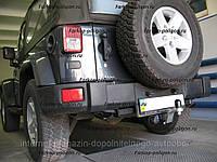 Фаркоп быстросъемный Jeep Wrangler Sahara с 2006 г.