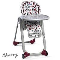 Крісло для годування Polly Progress Cherry