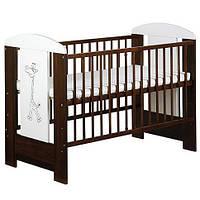 Детская кроватка Klups Safari Zyrafka 12060SZO