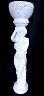 Скульптура Аврора белая гипс