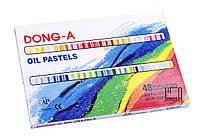 Пастель масляная 48 цветов Dong-A