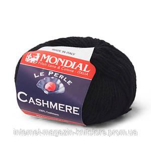 Пряжа Mondial Cashmere Черный