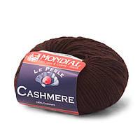 Пряжа Mondial Cashmere Коричневый