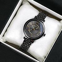 Часы женские Swarovski Ritta черные, магазин часы 2016