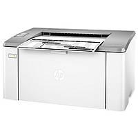 Лазерный принтер HP LaserJet Ultra M106w c Wi-Fi (G3Q39A)