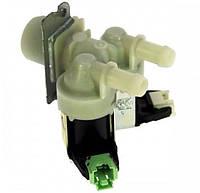 Клапан впускной 2/180 с микро фишкой для стиральных машин Вирпул Whirlpool 481228128468