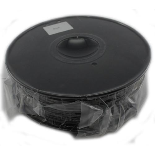 Sallen филамент пластик PLA 0.5кг 1.75мм для 3D-принтера, черный