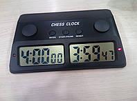 Стильные электронные шахматные часы.